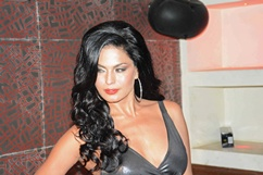 Veena Malik launches her song Rum Rum - Stills