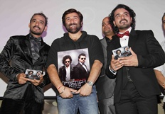 Sunny Deol launches Toshi and Sharib's French Kiss music album - Stills