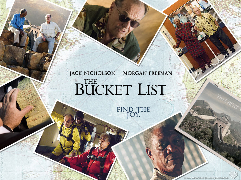 the-bucket-list-