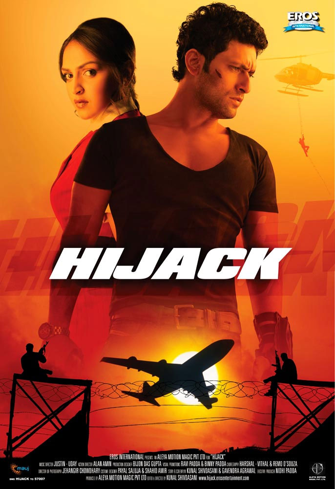 Hijack- hindi movie