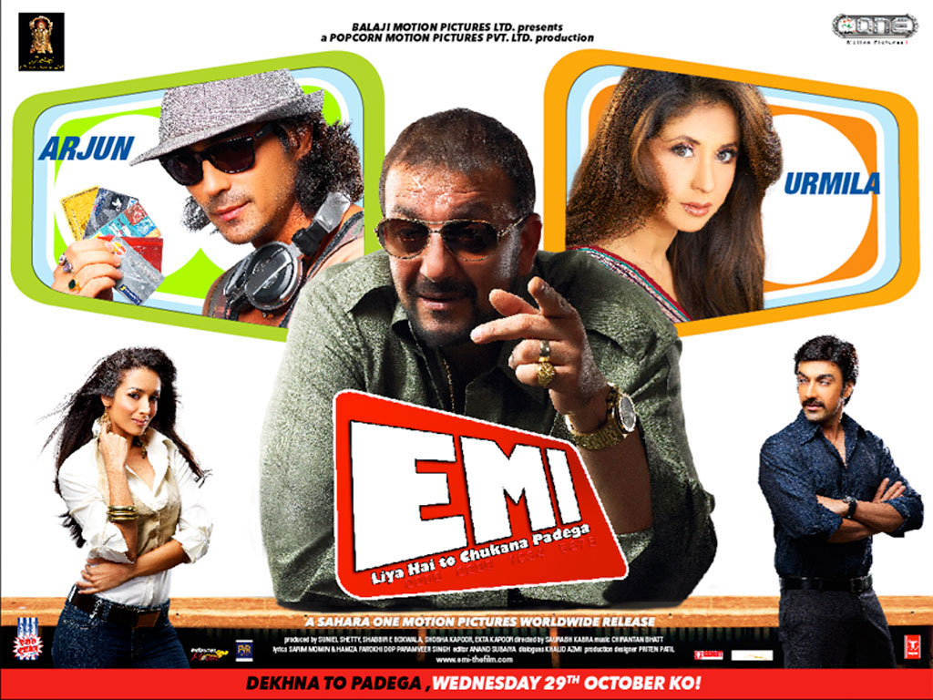 emi bollywood movie trailer review stills