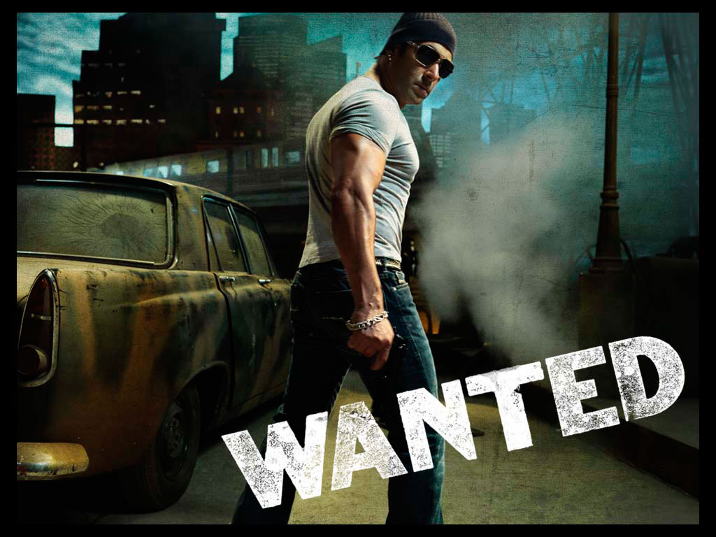 Wanted Bollywood Movie Trailer | Review | Stills