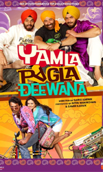 Yamla+Pagla+Deewana Movie
