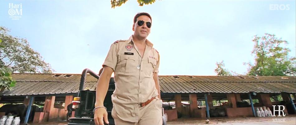 Ak Tha Khiladi Moovi Hindi: Khiladi 786 Bollywood Movie Trailer
