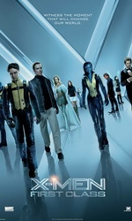 X-Men%3a+First+Class Movie