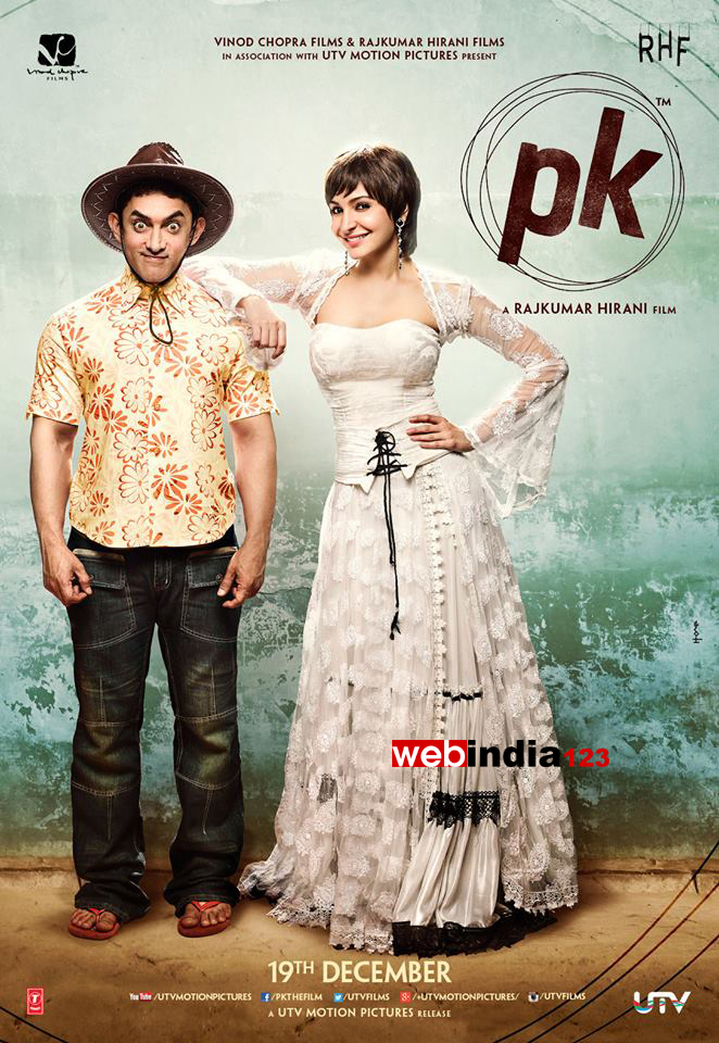 Pk Bollywood Movie Trailer Review Stills