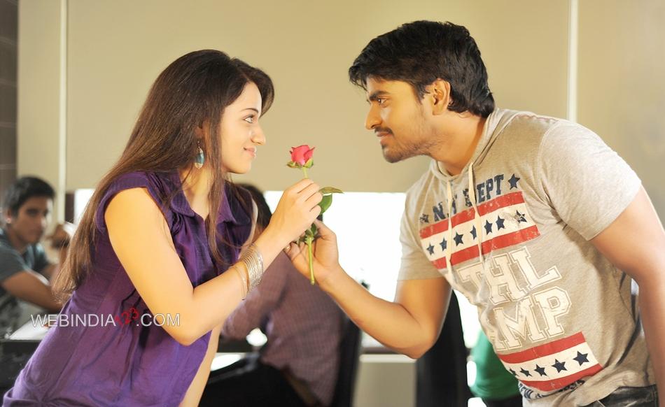 Love Cycle Telugu Movie Trailer Review Stills
