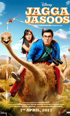 Jagga+Jasoos Movie