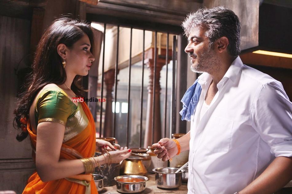 Veeram Tamil Tamil Movie Trailer Review Stills
