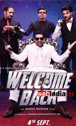 Welcome+Back Movie
