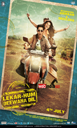 Lekar+Hum+Deewana+Dil Movie