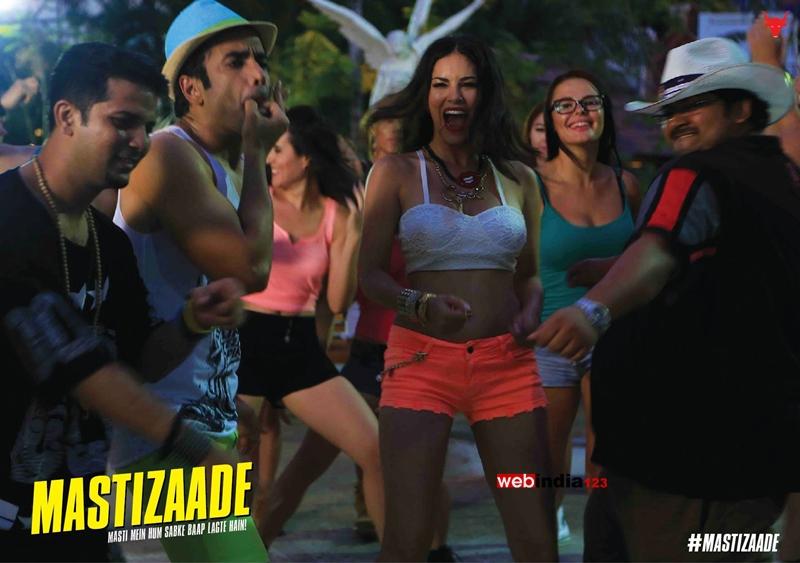 Mastizaade Bollywood Movie Trailer Review Stills
