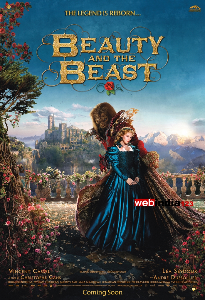 Beauty and the Beast (2014) Hollywood Movie Trailer ...