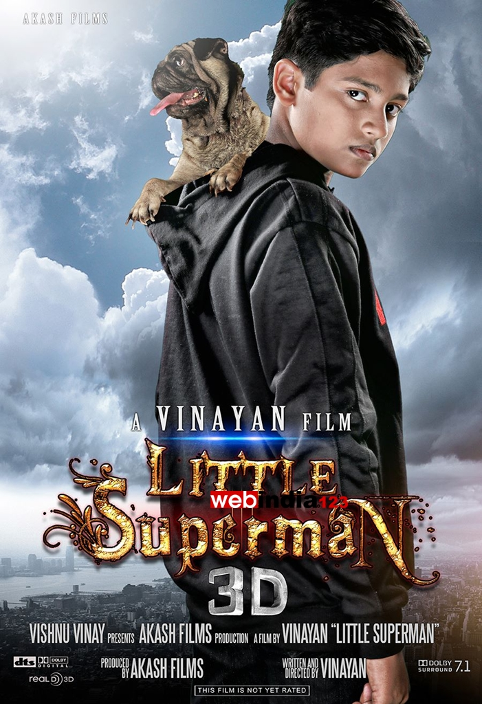 little-superman-3d