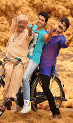 Govindudu+Andarivadele Movie