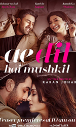 Ae+Dil+Hai+Mushkil Movie