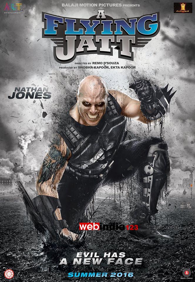 A Flying Jatt Bollywood Movie Trailer Review Stills