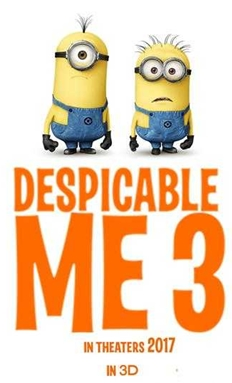 Despicable+Me+3+(3D) Movie