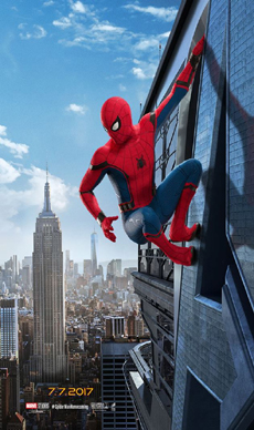 Spider-Man%3a+Homecoming+(3D) Movie