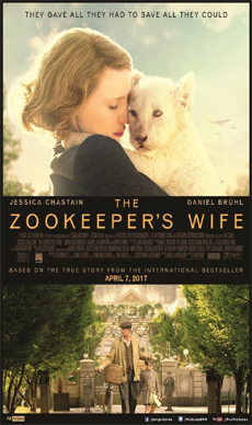 The+Zookeeper%27s+Wife Movie