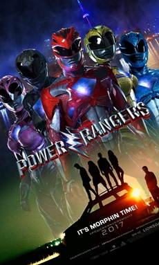 Power+Rangers Movie