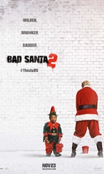 Bad+Santa+2+ Movie