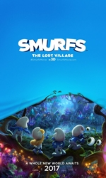 Smurfs: The Lost Village (3D)