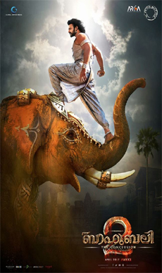 Baahubali 2 : The Conclusion (Malayalam)