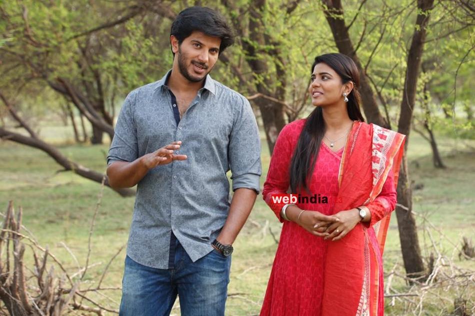 3416-Dulquer Salmaan and Anupama Parameswaran Jomonte Suvi