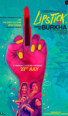 Lipstick+Under+My+Burkha Movie
