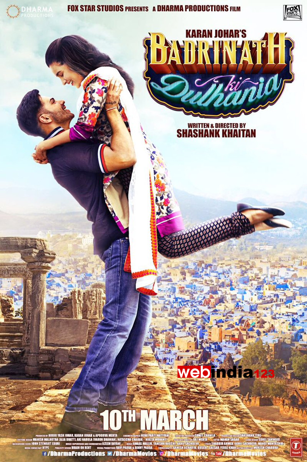 Telugu Hd Movies Full Badrinath Ki Dulhania 2012 Movies