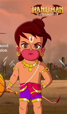 Hanuman Da Damdaar Bollywood Movie Trailer | Review | Stills