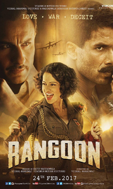 Rangoon+(Hindi) Movie