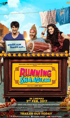 Running+Shaadi Movie