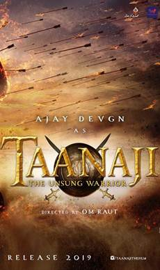 Taanaji+-The+Unsung+Warrior Movie