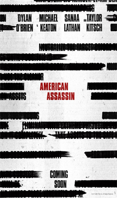 American+Assassin Movie