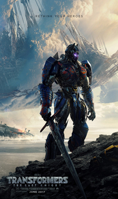 Transformers: The Last Knight (Transformers 5) 3D