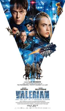 Valerian+and+the+City+of+a+Thousand+Planets+(3D) Movie