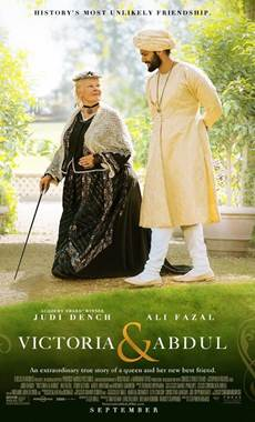 Victoria+and+Abdul Movie
