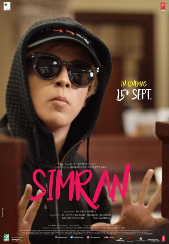 SIMRAN (2017) con KANGANA RANAUT + Jukebox + Sub. Español + Online Simran3
