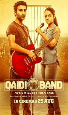 Qaidi+Band Movie