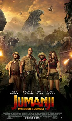 Jumanji%3a+Welcome+to+the+Jungle+(3D) Movie