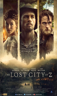 The+Lost+City+of+Z Movie