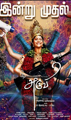 Aruvi Movie