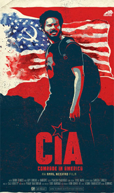 CIA+Comrade+in+America Movie