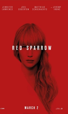 Red+Sparrow Movie