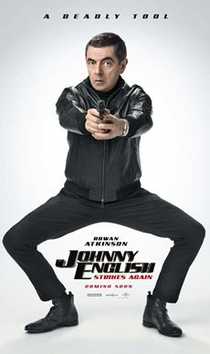 Johnny+English+Strikes+Again Movie