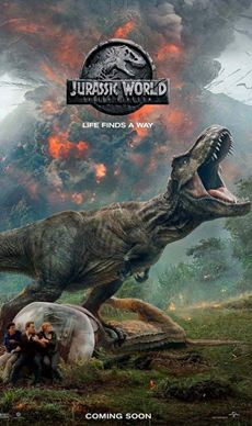 Jurrasic+World+Fallen+Kingdom Movie