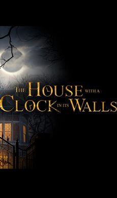 The+House+with+a+Clock+in+its+Walls Movie