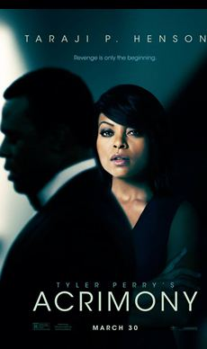 Acrimony Movie